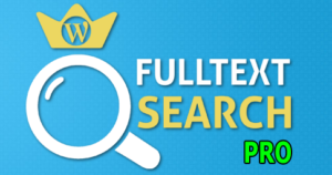 WP Fulltext Search Pro