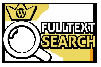 Wordpress Fulltext Search logo