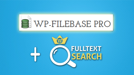 WP Filebase Pro WPFTS Add-on icon